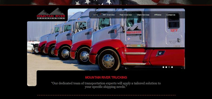 mountain river trucking